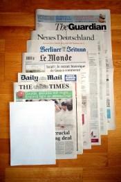 Formatos de periódico