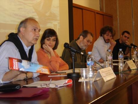 Repensando el periodismo: nuevos medios en tiempos de crisis. Fotografía de Núria Reguero
