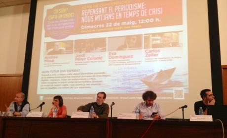 Repensando el periodismo: nuevos medios en tiempos de crisis