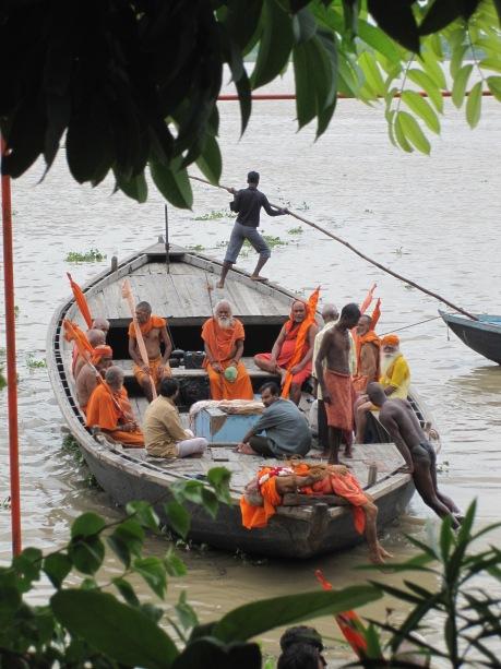 Funeral en Varanasi (India, 2011)